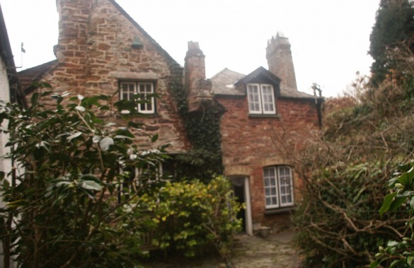 TUDOR COTTAGE, LOWER ANDERTON, MILLBROOK, NR. PLYMOUTH, CORNWALL, PL10 1HR