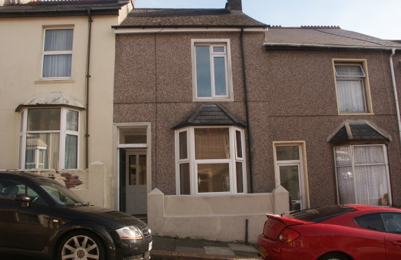 12, HANOVER ROAD, LAIRA, PLYMOUTH, DEVON, PL3 6BY