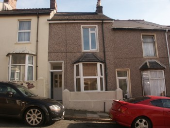 12 HANOVER ROAD, LAIRA, PLYMOUTH PL3 6BY