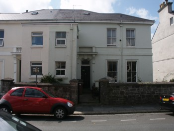 Ground Floor Apartment, 24 Lockyer Road, Mannamead, Plymouth PL3 4RL