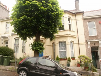 FIRST FLOOR FLAT 52 CHADDLEWOOD AVENUE,LIPSON, PLYMOUTH PL4 8RF